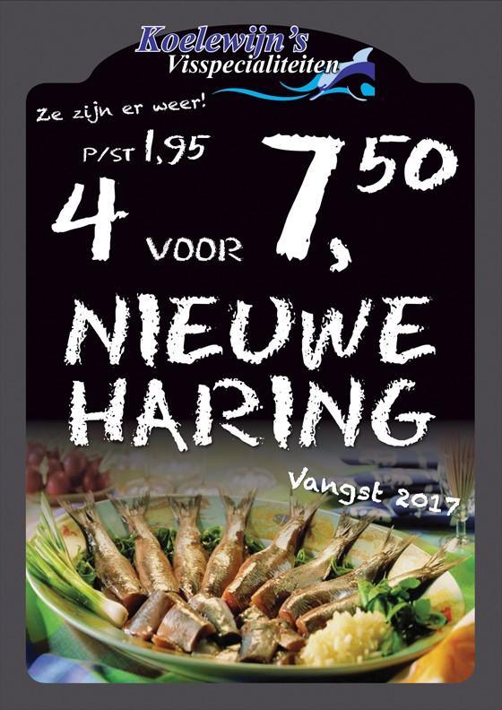 14 Juni 2017 : De Hollandse Nieuwe is er weer!